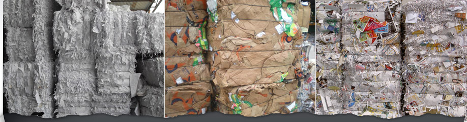 Products - Waste Paper Management